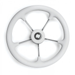 Колесо рулевое V.70W белое