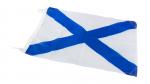 Флаг Андреевский 40х60 см