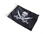 Флаг Пиратский 30х40 см