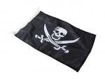 Флаг Пиратский 40х60см