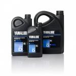Моторное масло Yamalube 4М для лодочных моторов ( 4Т, 10W-40, Синт.)